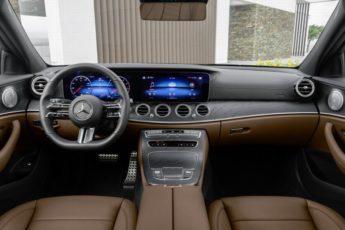 Mercedes E-Class 2021